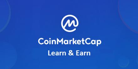 CoinMarketCap Earn Answer
